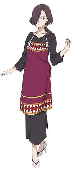 Angelica (Sakura Quest)