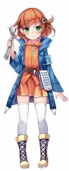 Ann (Takame Shoujo)