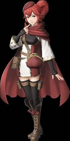 Anna (Fire Emblem Musou)