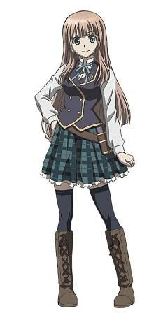 Anne (Shingeki no Bahamut)
