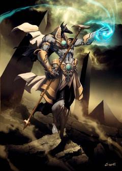 Anubis (Mythology)