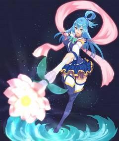 Aqua (KonoSuba)