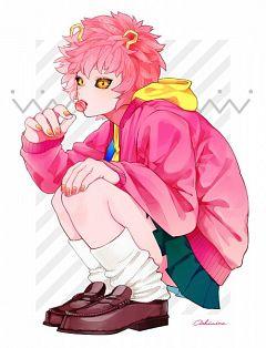 Ashido Mina