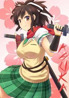 Asuka (Senran Kagura)