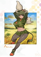Aurochs (Kemono Friends)