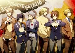 Axis Powers: Hetalia