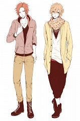 BROTHERS CONFLICT