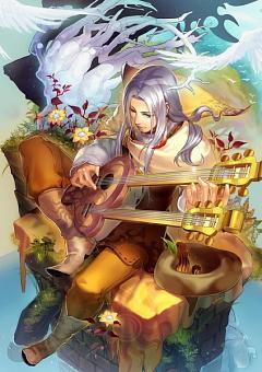 Bard (Ragnarok Online)