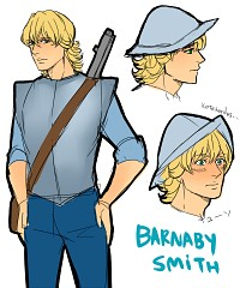 Barnaby Brooks Jr.
