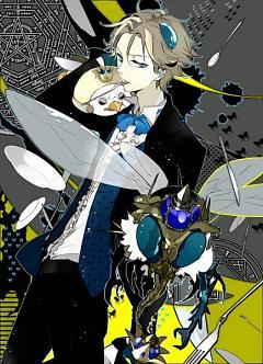 Beelzebub (Yondemasuyo Azazel-san)