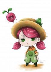 Beet Cookie (Farm Ranger)