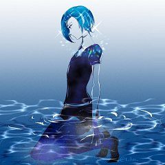 Benitoite (Houseki no Kuni)