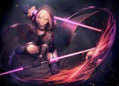 Berserker (Mysterious Heroine X Alter)