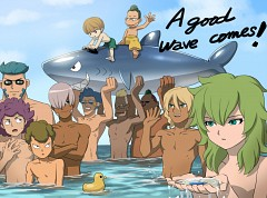 Big Waves (Inazuma Eleven)