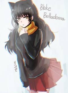 Blake Belladonna