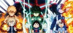 Boku no Hero Academia The Movie Heros:Rising