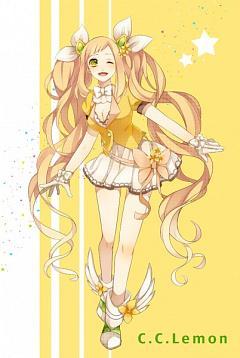 C.C. Lemon-tan