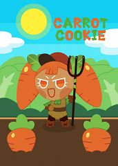 Carrot Cookie