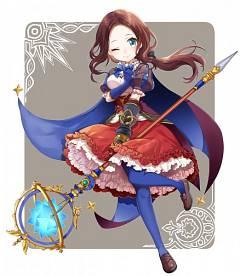 Caster (Da Vinci-chan)