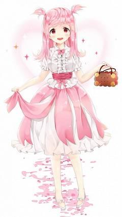 Cherry Blossom Cookie