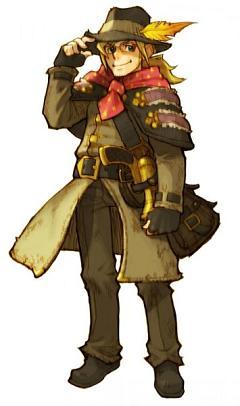Cid (Chocobo Dungeon)