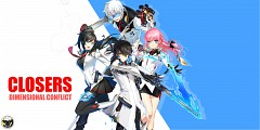 Closers: Dimension Conflict