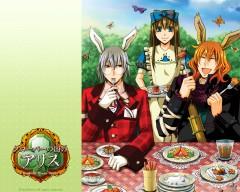 Clover no Kuni no Alice ~Wonderful Wonder World~