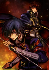 Code Geass: Akito The Exiled