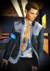 Connor (Detroit: Become Human)