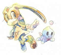 Cream the Rabbit