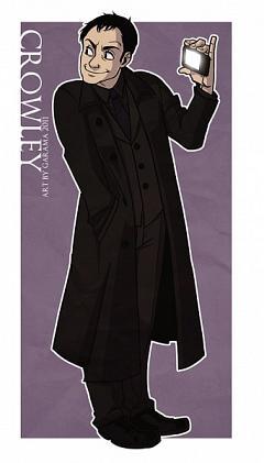 Crowley (Supernatural)