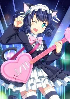 Cyan (Show by Rock!!)