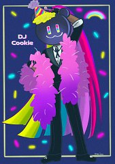 DJ Cookie (Megastar)