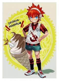 Daimon Masaru (Dangan Ronpa)