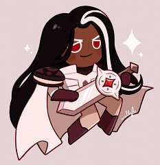 Dark Choco Cookie (Young Prince)