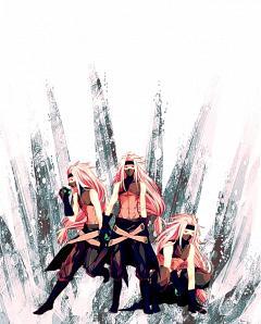 Dark Trinity
