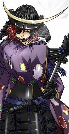 Date Masamune (Sen☆Para)