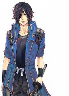 Date Masamune (Sengoku Basara)