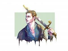 David Nolan/Prince Charming