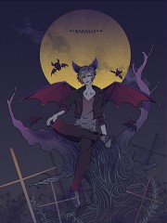 Demon Bat (Show by Rock!!)
