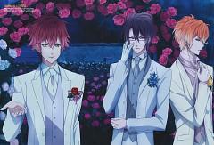 Diabolik Lovers ~Haunted dark bridal~