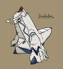 Duraludon