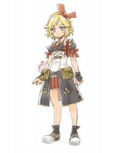 Elena (Rune Factory Oceans)