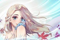 Elsa the Snow Queen