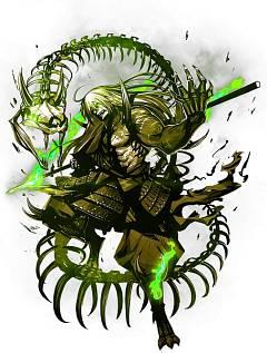 Enemy Yari (Touken Ranbu)