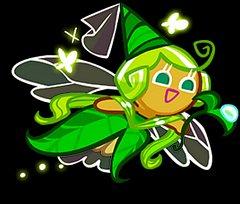 Fairy Cookie (Forest Queen)