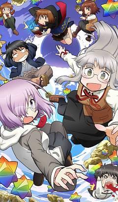 Fate/Grand Order x Himuro no Tenchi: 7-nin no Saikyou Ijin-hen