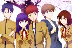 Fate/stay Night Movie: Heaven's Feel - I. Presage Flower