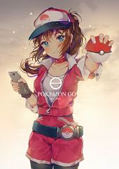 Female Protagonist (Pokémon GO)