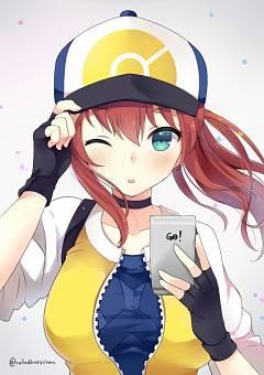 Female Protagonist (Pokémon GO)